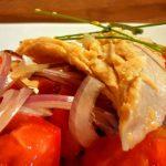 Espárragos Cojonudos con salmón
